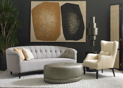 Precedent - Amelia Tufted Back Sofa - 3190-S1