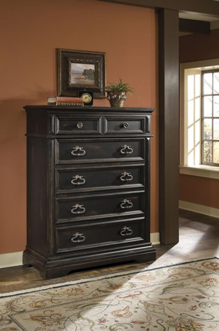 Image of Brookfield Five Drawer Chest