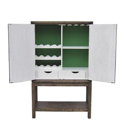 Pulaski - Ciragan Wine Cabinet - 675126