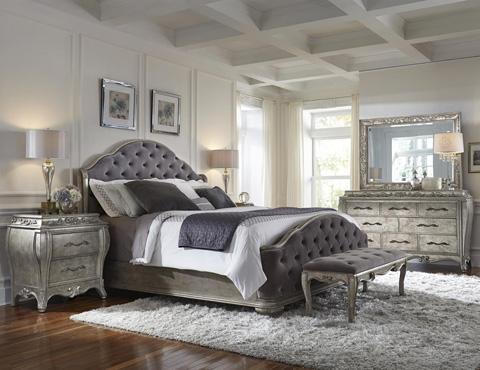 Pulaski - Rhianna Bed Bench - 788132