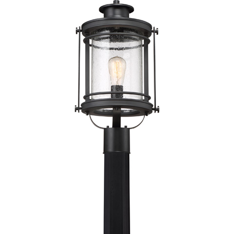 Quoizel - Booker Outdoor Lantern - BKR9010K