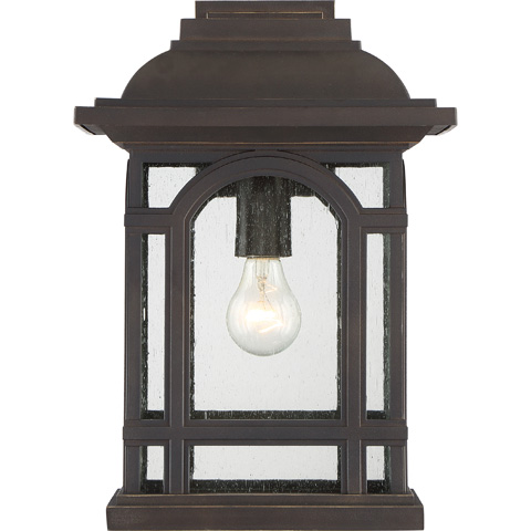 Quoizel - Cathedral Outdoor Lantern - CAT8411PN