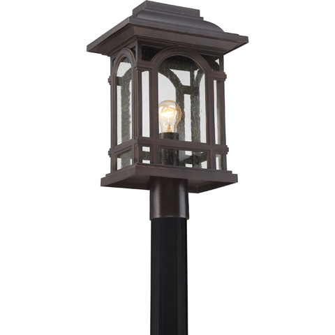 Quoizel - Cathedral Outdoor Lantern - CAT9011PN
