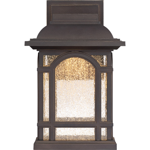 Quoizel - Cathedral LED Outdoor Lantern - CATL8407PN