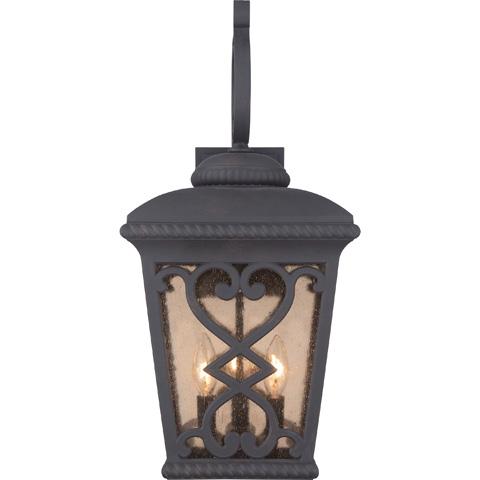 Quoizel - Fort Quinn Outdoor Lantern - FQ8411MK