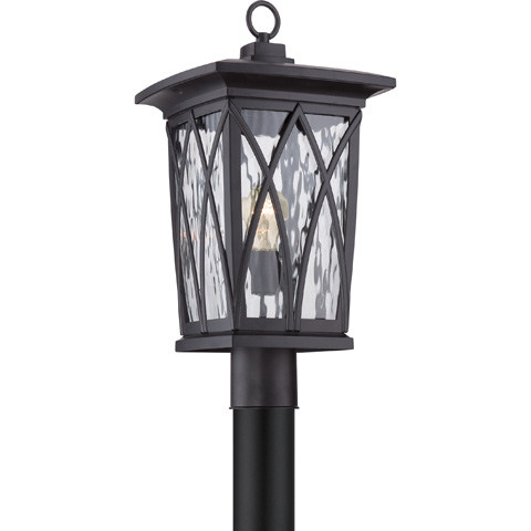Quoizel - Grover Outdoor Lantern - GVR9010K