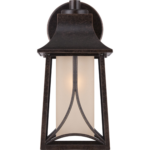 Quoizel - Hunter Outdoor Lantern - HTR8407IB