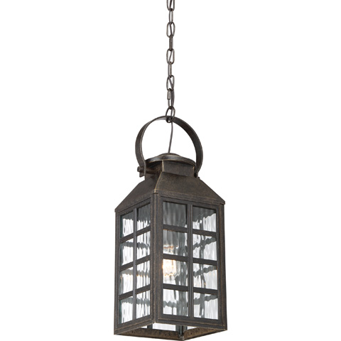 Quoizel - Miles Outdoor Lantern - MLS1907IB