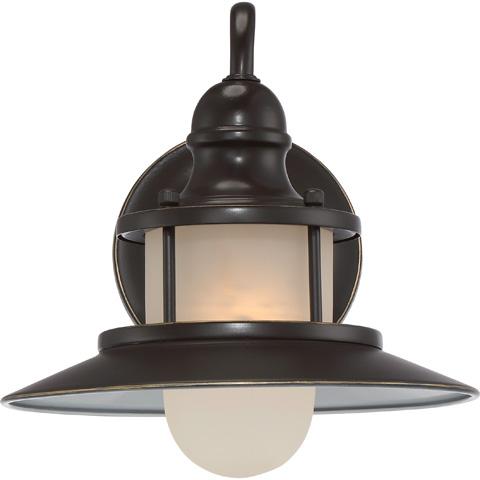 Quoizel - New England Outdoor Lantern - NA8409PN