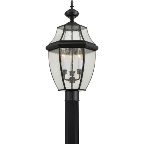 Quoizel - Newbury Outdoor Lantern - NY9012K