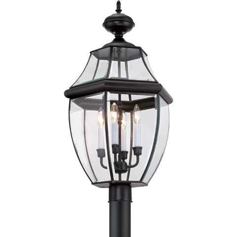 Quoizel - Newbury Outdoor Lantern - NY9045K