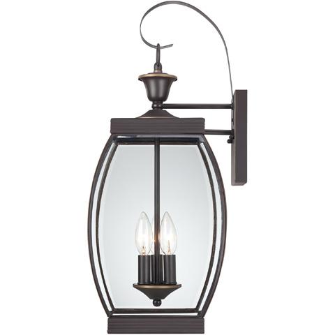 Quoizel - Oasis Outdoor Lantern - OAS8409Z