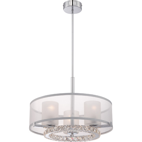 Quoizel - Platinum Collection Janelle Pendant - PCJL2820C