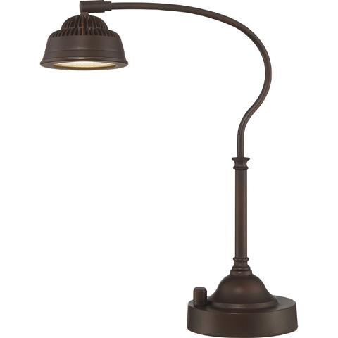 Quoizel - Quoizel Portable Lamp Table Lamp - Q1919TPN
