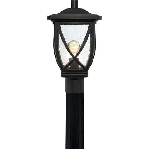 Quoizel - Tudor Outdoor Lantern - TDR9009K