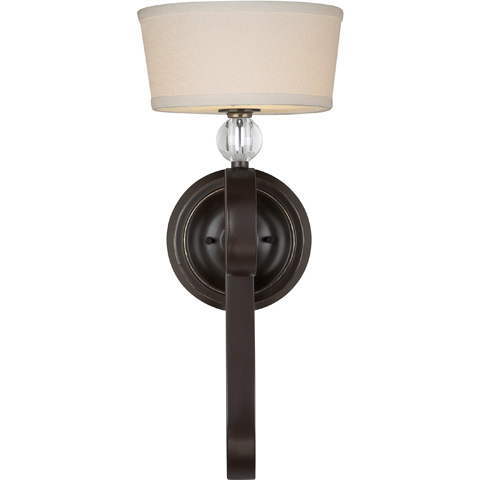 Quoizel - Uptown Madison Manor Wall Sconce - UPMM8701WT