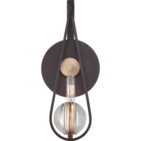Quoizel - Uptown Seaport Wall Sconce - UPSE8701WT