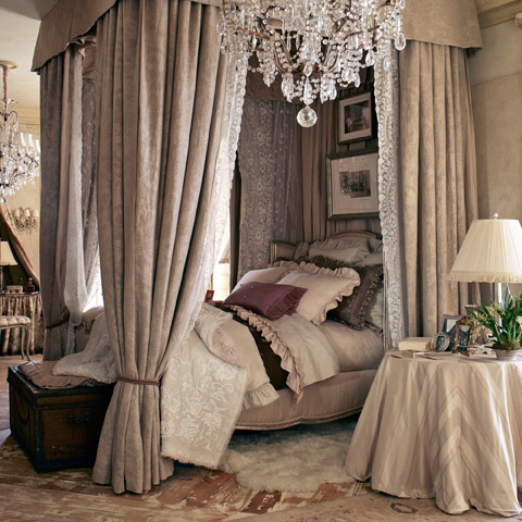Ralph Lauren by EJ Victor - The Heiress Bed - 753-12