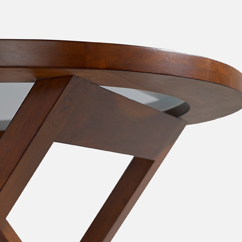 Ralph Lauren by EJ Victor - Cherry Jamaica Side Table - 4000-41