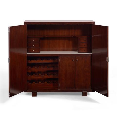 Ralph Lauren by EJ Victor - Cote D'Azur Bar Cabinet - 32001-25