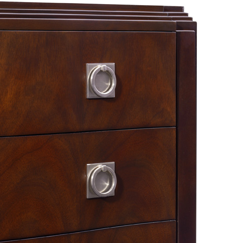Ralph Lauren by EJ Victor - Mayfair Mahogany Bedside Chest - 33001-06