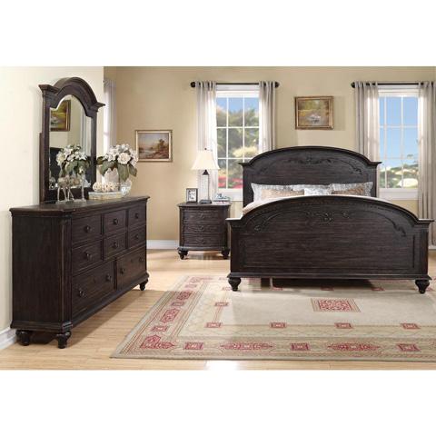 Riverside Furniture - Two Drawer Nightstand - 11869
