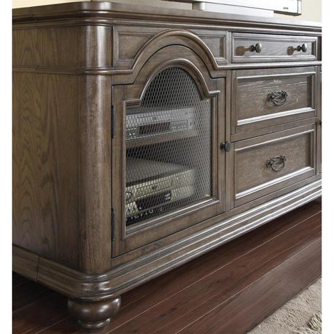 Riverside Furniture - TV Console - 15840