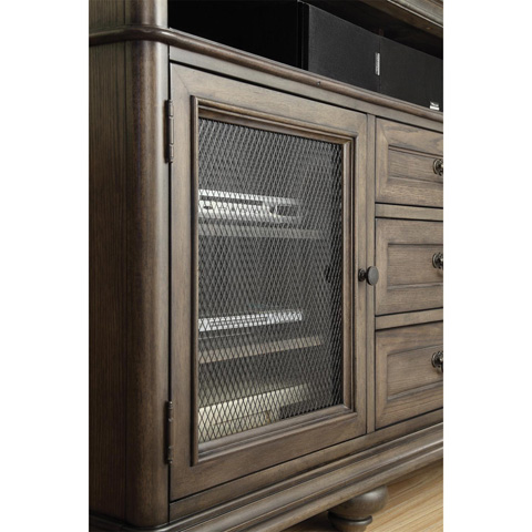 Riverside Furniture - TV Console - 15841