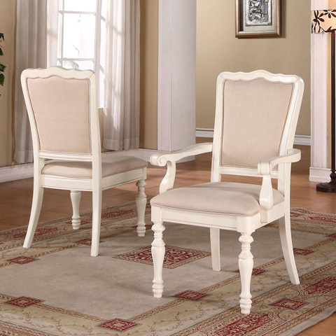 Riverside Furniture - Upholstered Arm Chair - 16758