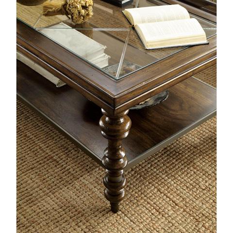 Riverside Furniture - Rectangular Coffee Table - 19802