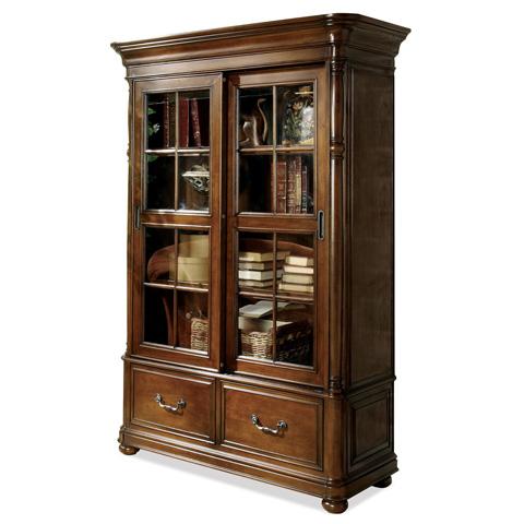 Image of Sliding Door Bookcase