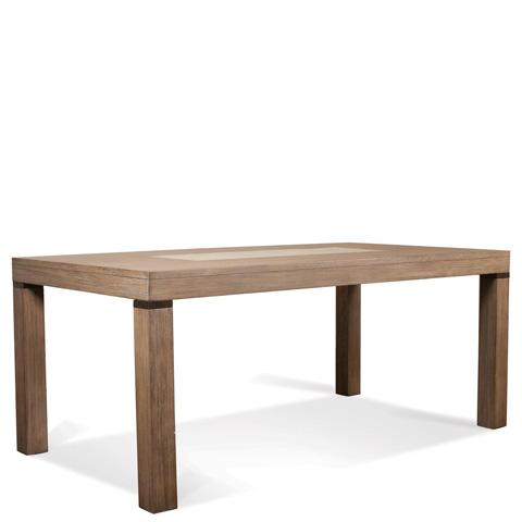 Riverside Furniture - Leg Dining Table - 26250