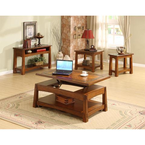 Riverside Furniture - Lift-Top Coffee Table - 2903