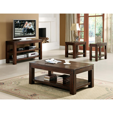 Riverside Furniture - Rectangular Coffee Table - 33502