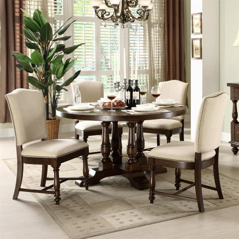 Riverside Furniture - Round Dining Table - 37451
