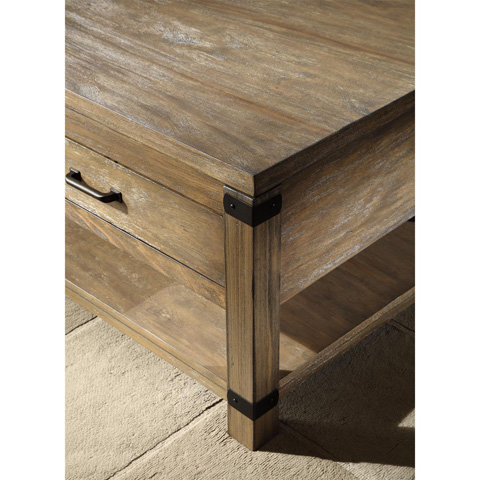 Riverside Furniture - Rectangular Coffee Table - 37702