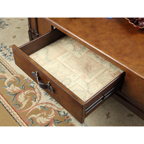 Riverside Furniture - Suitcase Coffee Table - 38702