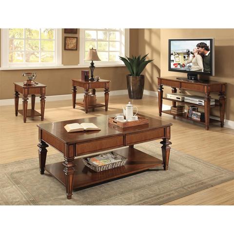 Riverside Furniture - Rectangular Coffee Table - 42802