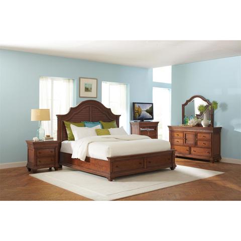 Riverside Furniture - Queen Arch Bed - 42870