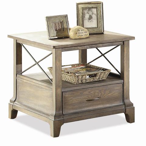 Riverside Furniture - Side Table - 50707