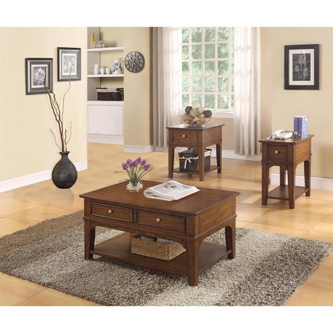Riverside Furniture - Side Table - 65509