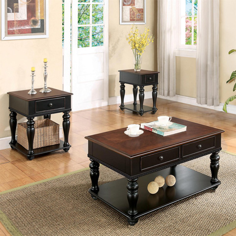 Riverside Furniture - Chairside Table - 65712