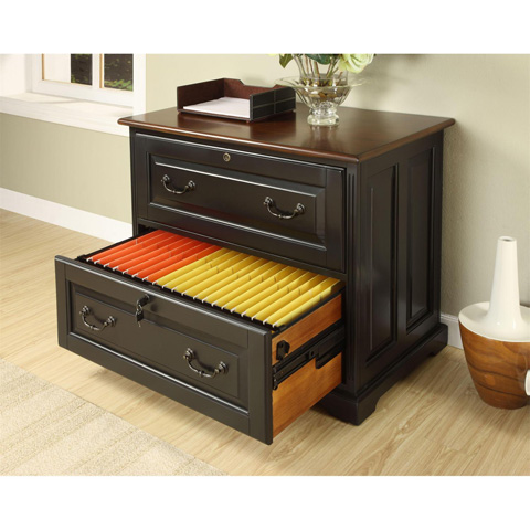 Riverside Furniture - Lateral File Cabinet - 7139