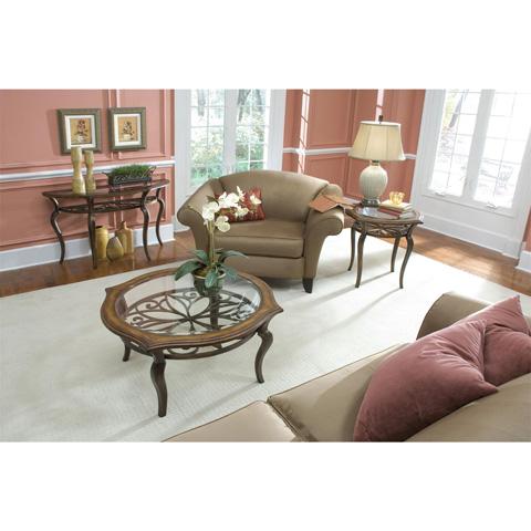 Riverside Furniture - Side Table - 72009