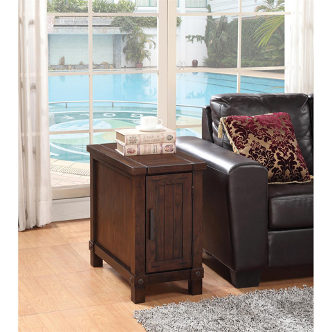 Riverside Furniture - Chairside Chest - 76513