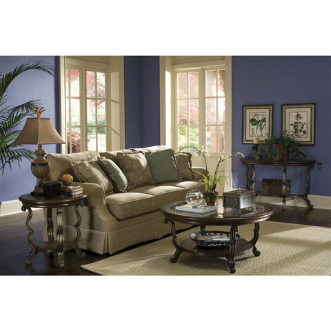 Riverside Furniture - Round Coffee Table - 82005