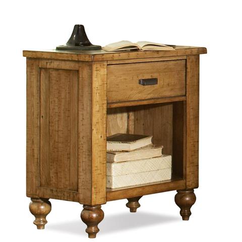 Riverside Furniture - One Drawer Nightstand - 91669