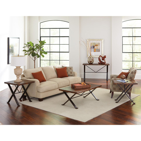 Riverside Furniture - Chairside Table - 91812