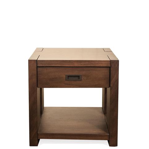 Riverside Furniture - Side Table - 98809