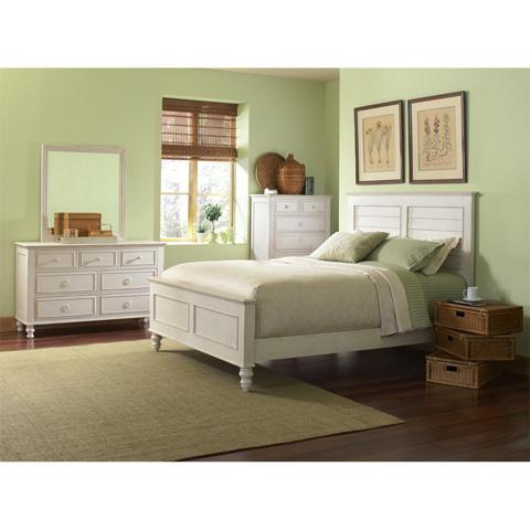Riverside Furniture - Rectangular Mirror - 16763